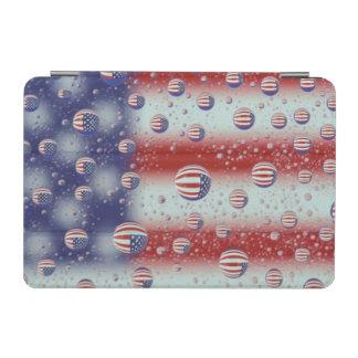 North America, USA, WA, Redmond, U.S. Flag iPad Mini Cover