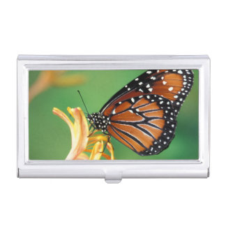 North America, USA, WA, Seattle, Woodland Park Business Card Holder