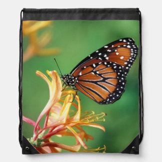 North America, USA, WA, Seattle, Woodland Park Drawstring Bags