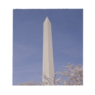 North America, USA, Washington D.C.. Washington Notepad