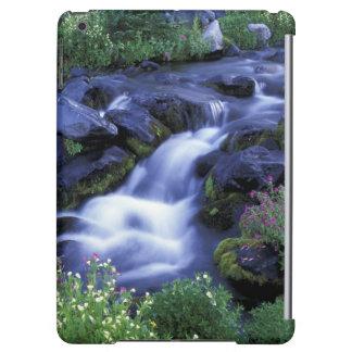 North America, USA, Washington, Mt. Rainier 3 Cover For iPad Air