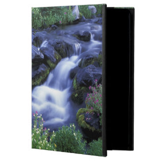 North America, USA, Washington, Mt. Rainier 3 iPad Air Cover