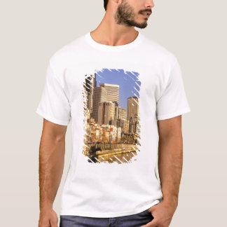 North America, USA, Washington State, Seattle. 4 T-Shirt