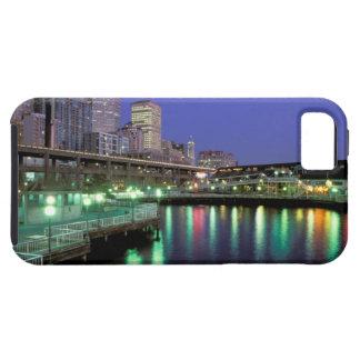 North America, USA, Washington State, Seattle. 6 Tough iPhone 5 Case