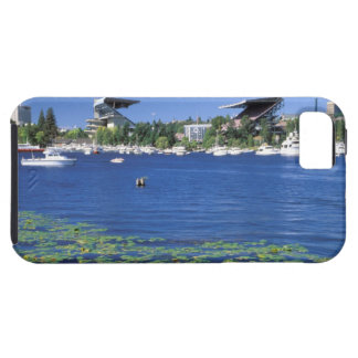 North America, USA, Washington State, Seattle, iPhone 5 Cover