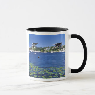 North America, USA, Washington State, Seattle, Mug