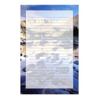 North America, USA, Wyoming, Yellowstone 3 Custom Stationery