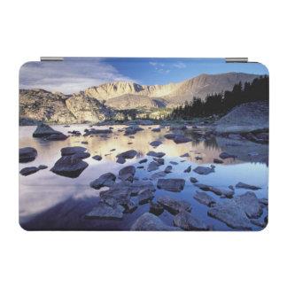 North America, USA, Wyoming, Yellowstone 3 iPad Mini Cover