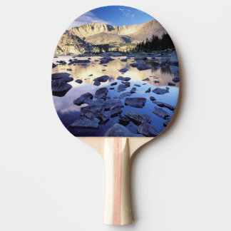 North America, USA, Wyoming, Yellowstone 3 Ping Pong Paddle