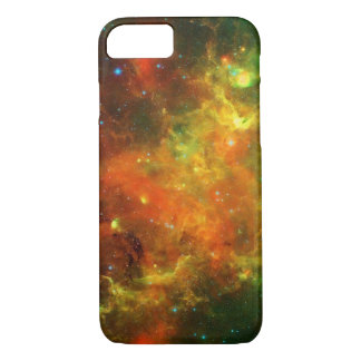 North American and Pelican Nebulae section iPhone 7 Case