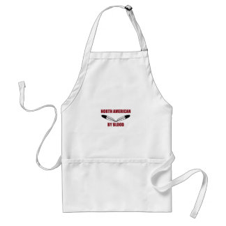 North American By Blood Standard Apron