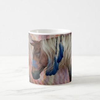 North American esc Horse Mug