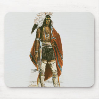 North American Indian Mouse Mat