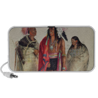 North American Indians, c.1832 Travelling Speakers