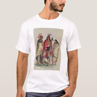 North American Indians, c.1832 T-Shirt