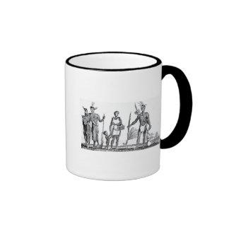North American Indians Coffee Mug