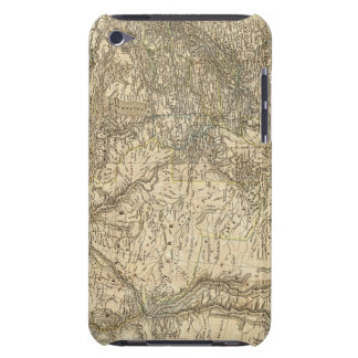 North American Map Barely There iPod Cover