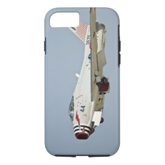 North American Naval FJ2 Fury Jet Fighter flying iPhone 8/7 Case