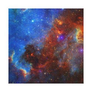 North American Nebula Gallery Wrap Canvas