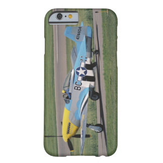 North American P-51 D Dazzling Donna on the Barely There iPhone 6 Case