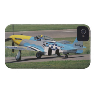 North American P-51 D Dazzling Donna on the iPhone 4 Case-Mate Cases