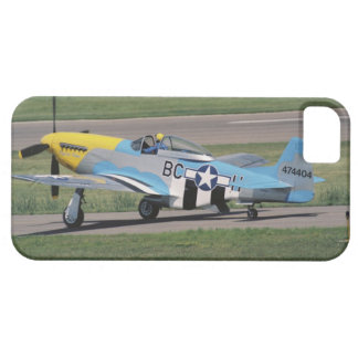 North American P-51 D Dazzling Donna on the iPhone 5 Case
