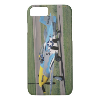 North American P-51 D Dazzling Donna on the iPhone 8/7 Case