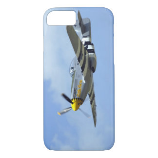 North American P-51D Mustang, Little Horse iPhone 7 Case