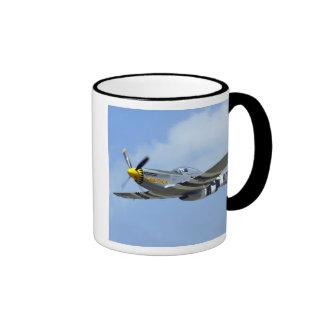 North American P-51D Mustang Little Horse Coffee Mug