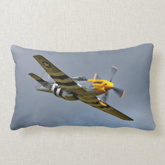 North American P-51D Mustang Lumbar Cushion