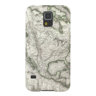 North American Rivers and Mountains Cases For Galaxy S5