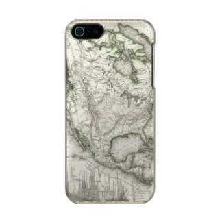 North American Rivers and Mountains Incipio Feather® Shine iPhone 5 Case
