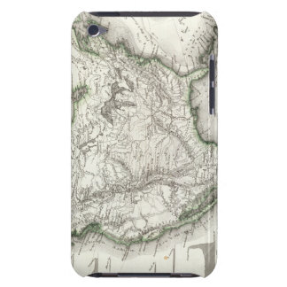 North American Rivers and Mountains iPod Case-Mate Case
