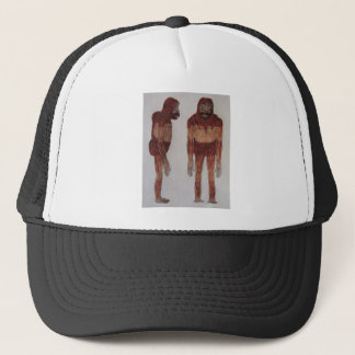 North American wood ape.JPG Trucker Hat