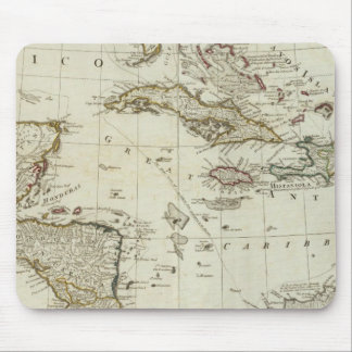 North America's new map Mouse Mat