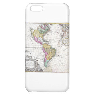 North And South America iPhone 5C Case