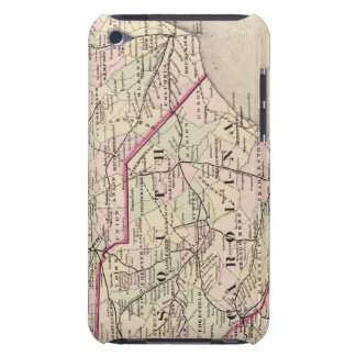 North and South Carolina 4 Barely There iPod Cover