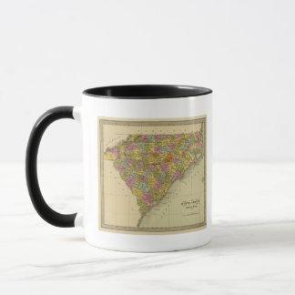 North and South Carolina 5 Mug
