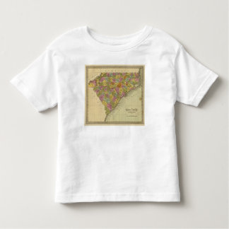 North and South Carolina 5 Toddler T-Shirt