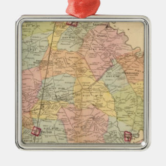 North and South Murderkill Christmas Ornament