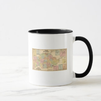 North and South Murderkill Mug