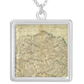 North Angusshire Silver Plated Necklace
