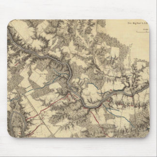 North Anna, Virginia Mouse Mat