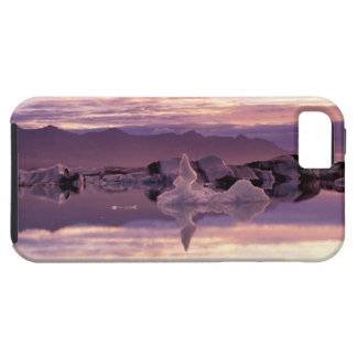 North Atlantic, Iceland, Breioamerkurjokull iPhone 5 Case