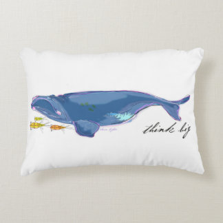 """""""North Atlantic Right Whale"""" Body Pillow"""