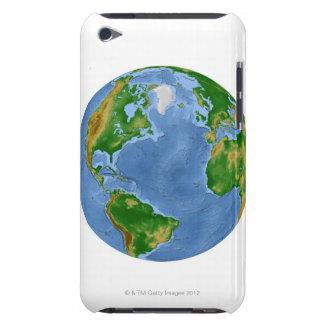 North Atlantic Vegetation Map iPod Touch Case