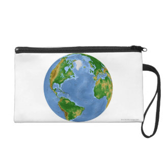 North Atlantic Vegetation Map Wristlets