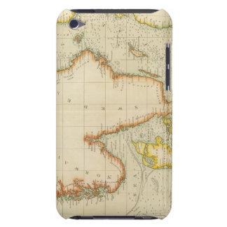 North, Baltic seas Case-Mate iPod Touch Case