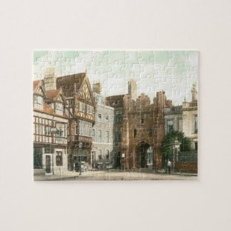 North Bar, Beverley (1900) Jigsaw Puzzle