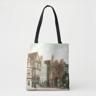 North Bar, Beverley (1900) Tote Bag